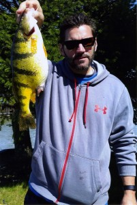 David Berg Yellow Perch