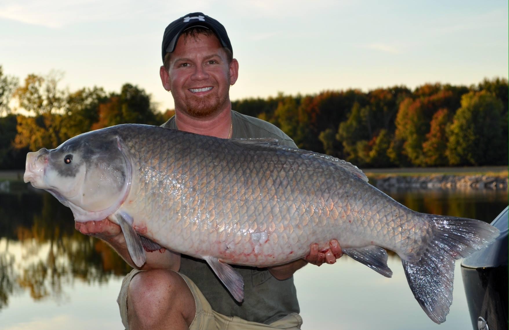 Current Ohio Record Fish